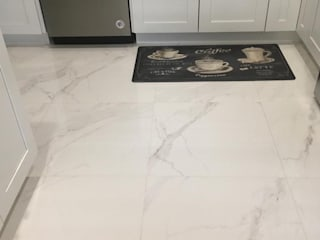 Refovert S.L. Built-in kitchens Marble White