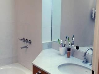 Modulor Mobiliario y Arquitectura 浴室 木頭 White