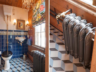 Traditional Bathrooms GmbH Country style bathroom