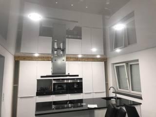Spanndecken mit glänzender Oberfläche Spanndecken Anbieter Moderne Küchen