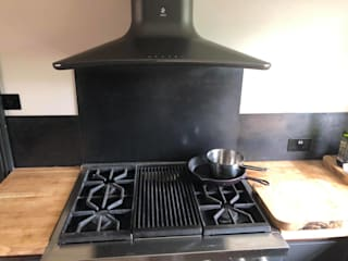 STAAC Kitchen units Metal Black