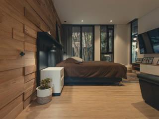 Adrede Diseño Chambre classique Bois Marron