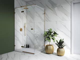 Domni.pl - Portal & Sklep Modern Bathroom Ceramic White