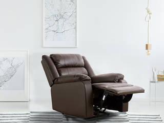 Dongsuh Furniture Living roomSofas & armchairs Kulit Imitasi Grey