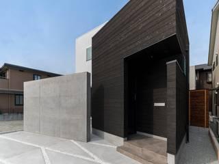 姫路市飾磨区の家 中村建築研究室 エヌラボ(n-lab) 木造住宅 木 白色
