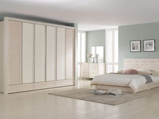 Dongsuh Furniture BedroomWardrobes & closets MDF Beige