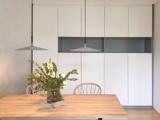 Innenarchitektur Federleicht Scandinavian style dining room White