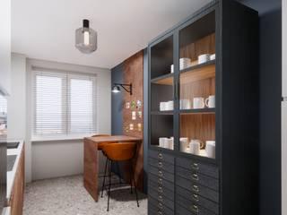 Innenarchitektur Federleicht Modern kitchen Grey