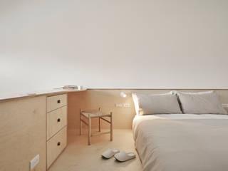 寓子設計 Scandinavische slaapkamers
