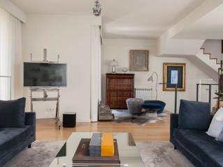 Atelier Renata Santos Machado Living room