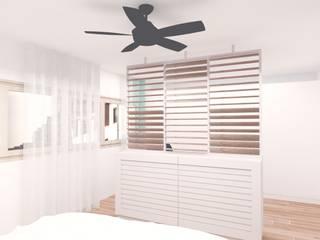 Innenarchitektur Federleicht Modern style bedroom White