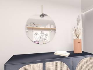 Innenarchitektur Federleicht Modern study/office Black