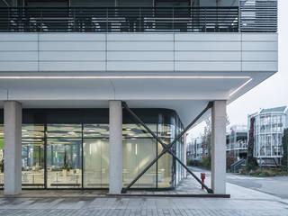 Sehw Architektur Espaços de restauração modernos