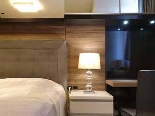 Larissa Minatti Interiores Kamar tidur kecil