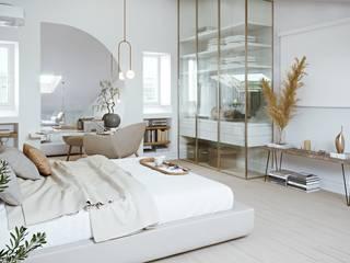 Propriété Générale International Real Estate 臥室