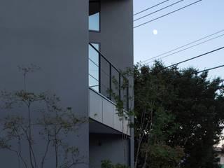 内田雄介設計室 Multi-Family house Grey