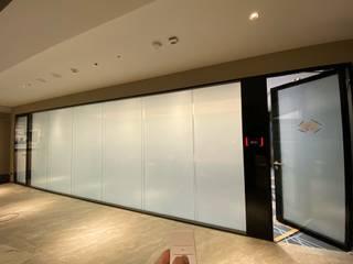 辦公室電控玻璃隔間 Office Smart Glass Partition 明星電控科技有限公司 書房/辦公室 玻璃 Transparent