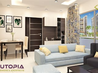 Interior Designer in Patna Bihar Utopia Interiors and Architects Classic style living room
