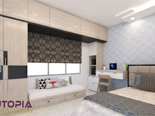 Interior Designer in Patna Bihar Utopia Interiors and Architects Classic style bedroom