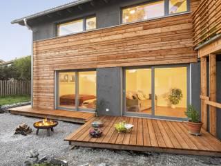 Vitalhaus Waakirchen Regnauer Hausbau Einfamilienhaus Holz