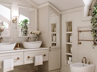DesignNika Salle de bain classique