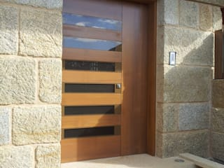 ARDEIN SOLUCIONES S.L. Single family home Stone Brown