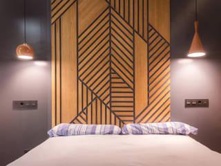 LAGASCA WINK GROUP Dormitorios de estilo moderno