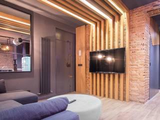 LAGASCA WINK GROUP Salones de estilo moderno