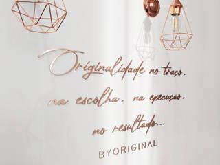 Atelier ByOriginal ByOriginal Espaços comerciais modernos