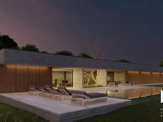 ARTEQUITECTOS Casas modernas: Ideas, imágenes y decoración