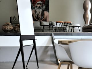 StudioVIX.nl Office spaces & stores Besi/Baja Black