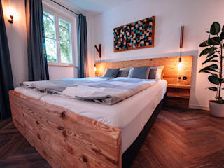 Mr. Timber by CharakterHolz GmbH Hotel in stile rustico