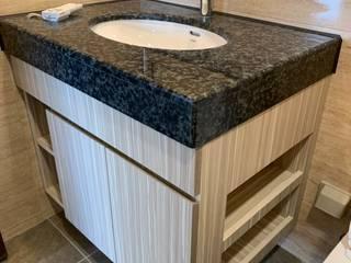 潔懋衛浴有限公司 BathroomSinks Plastik Wood effect