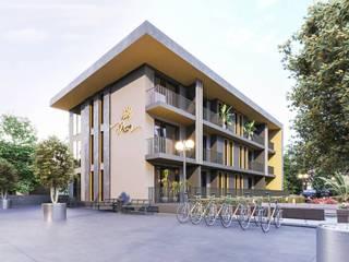 Statü Dream Suites VERO CONCEPT MİMARLIK Modern Evler