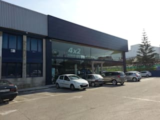 ARDEIN SOLUCIONES S.L. Car Dealerships Blue