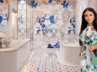 Luxury Antonovich Design Modern bathroom