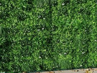 JARDINERIA DEL VALLES Jardin minimaliste
