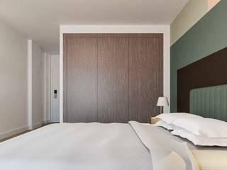 Propriété Générale International Real Estate ห้องนอน