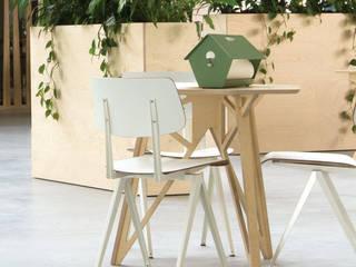 StudioVIX.nl Office spaces & stores Besi/Baja Green