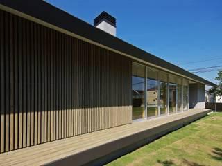 空間建築-傳 Casa di legno