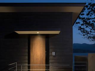 Atelier Square Casa di campagna Ardesia Nero