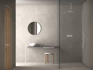 ICÓNICO BanyoKüvet & Duşlar Metalik/Gümüş