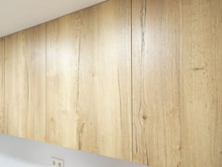Grupo Inventia Cocinas equipadas Madera Acabado en madera