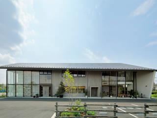 arc-d Oficinas y tiendas de estilo moderno