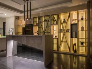 室內規劃配置 亞伯空間設計 餐廳