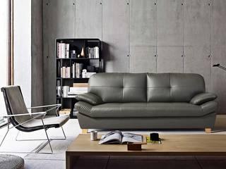 Dongsuh Furniture Living roomSofas & armchairs Kulit Black