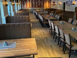 Palmiye Koçak Sandalye Masa Koltuk Mobilya Dekorasyon Dining roomChairs & benches Wood Brown