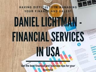 Daniel Lichtman Balkon Batu Bata Amber/Gold