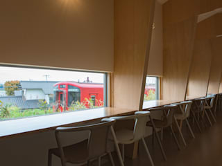 株式会社長野聖二建築設計處 Offices & stores
