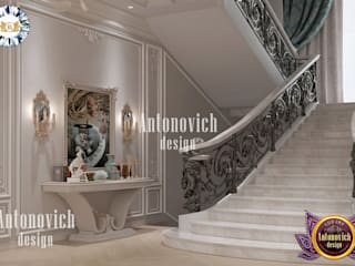 Luxury Antonovich Design Escaleras